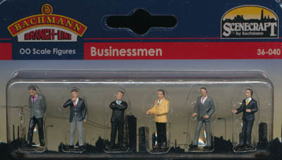 Bachmann Businessmen box