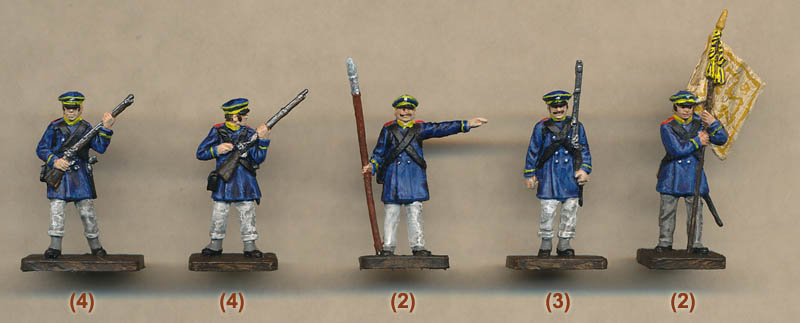 Flags of the Napoleonic Wars (1) : France and her Allies - Osprey Men-At-Arms 77